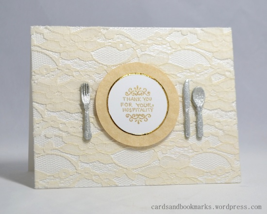 utensil card