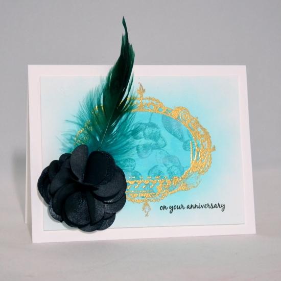 Tuesday Trigger: Emerald  elegance