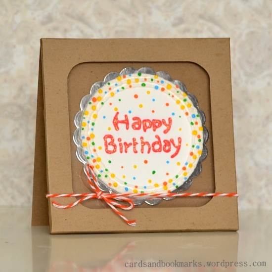 Cake Birthday 1